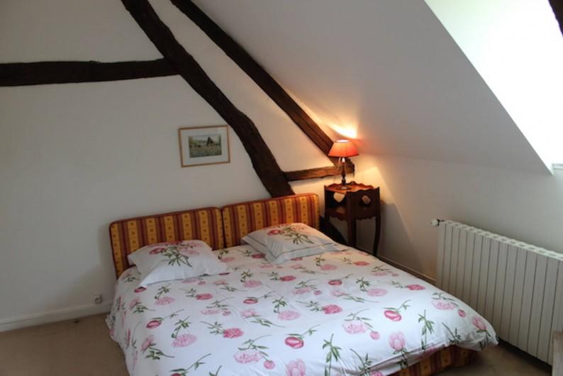 Location de vacances - Maison - Villa à Manneville-la-Pipard - CHAMBRE 2EME ETAGE