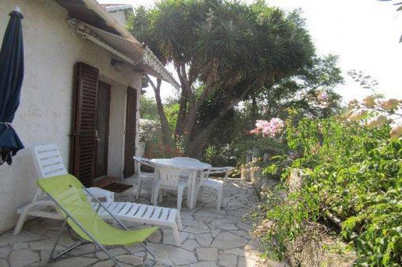 Location de vacances - Gîte à Cagnes-sur-Mer