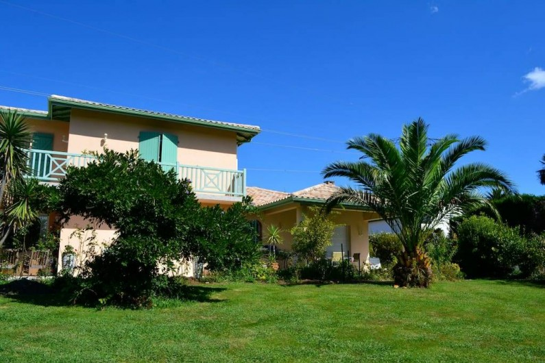 Location de vacances - Appartement à Urrugne