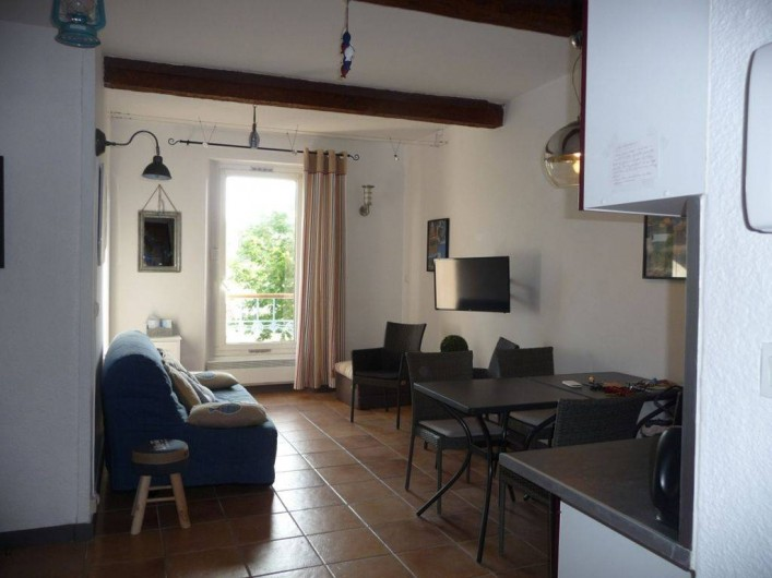 Location de vacances - Appartement à Port-Vendres