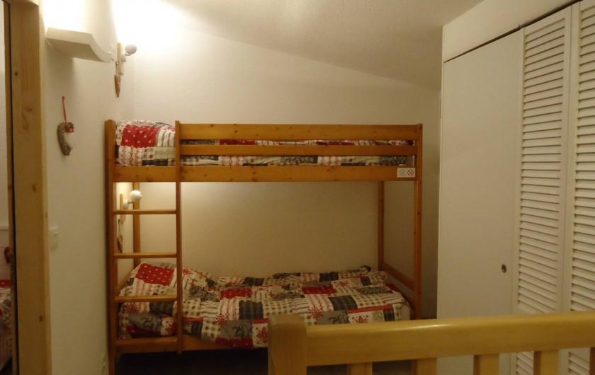 Location de vacances - Appartement à Le Corbier - Etage / Mezzanine
