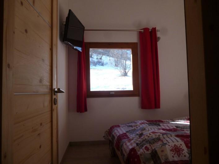 Location de vacances - Appartement à Le Corbier - Etage  / chambre 1