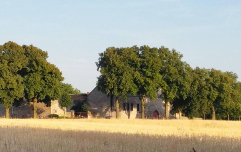 Location de vacances - Gîte à Mozet