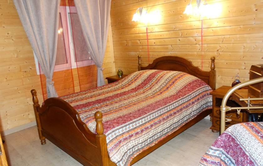 Location de vacances - Appartement à Le Barroux - Chambre