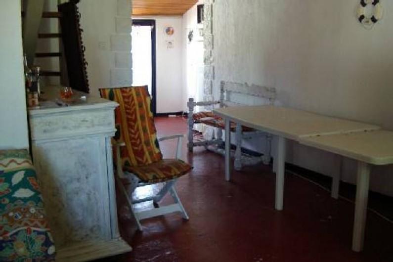 Location de vacances - Maison - Villa à Lacanau - une partie du séjour