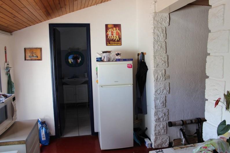 Location de vacances - Maison - Villa à Lacanau - cuisine
