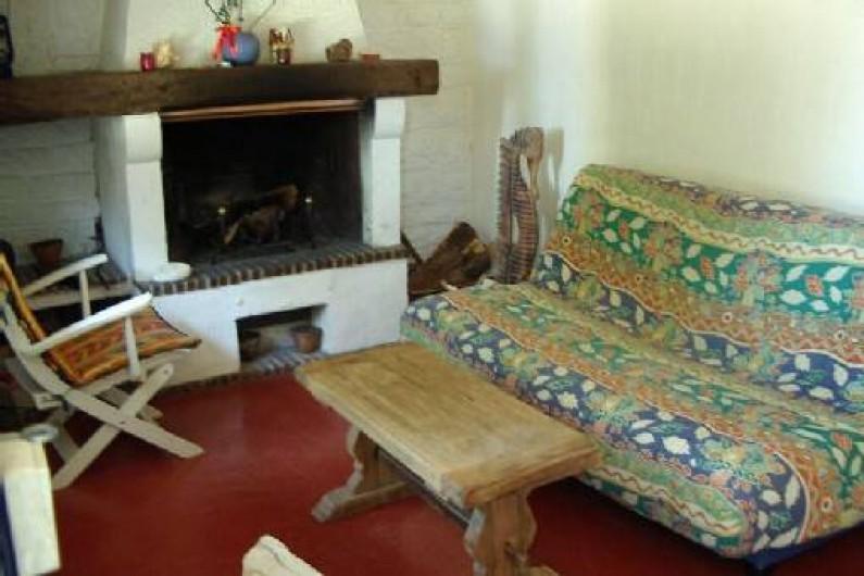 Location de vacances - Maison - Villa à Lacanau - salon