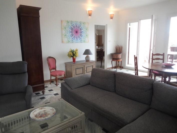 Location de vacances - Appartement à Porto-Vecchio - LIVING