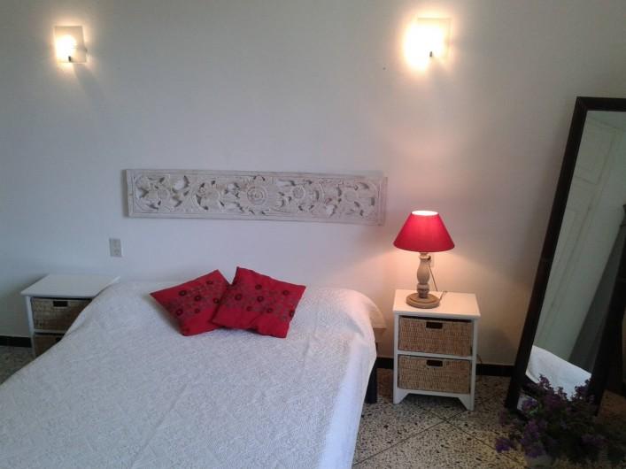 Location de vacances - Appartement à Porto-Vecchio - CHAMBRE
