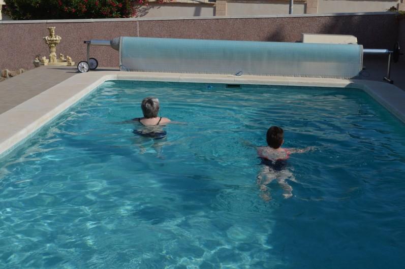 Location de vacances - Villa à Ciudad Quesada - piscine