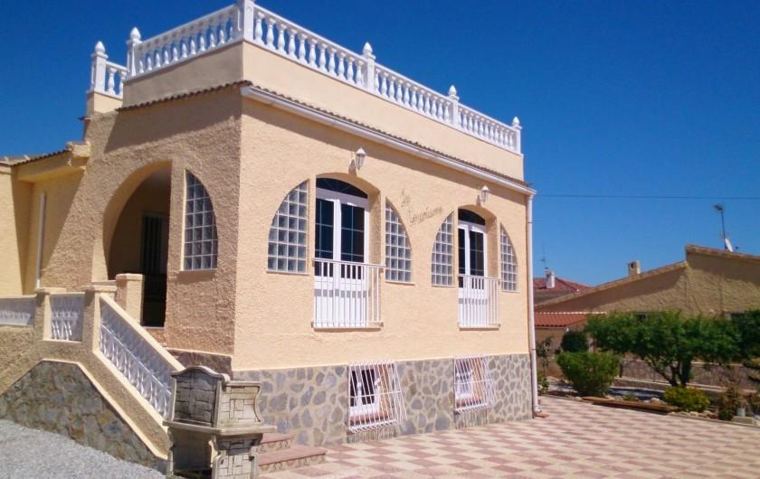 Location de vacances - Villa à Ciudad Quesada - entrée principale
