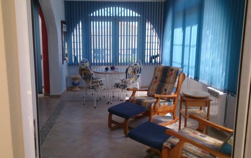 Location de vacances - Villa à Ciudad Quesada - patio
