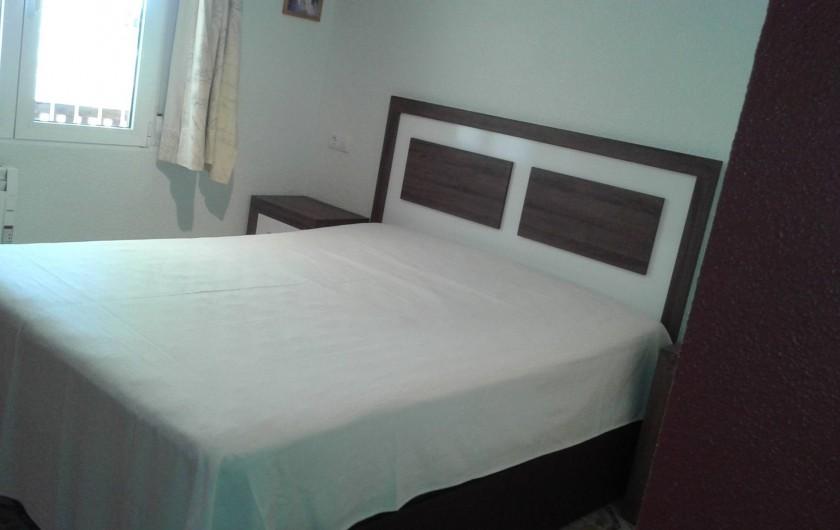 Location de vacances - Villa à Ciudad Quesada - première chambre