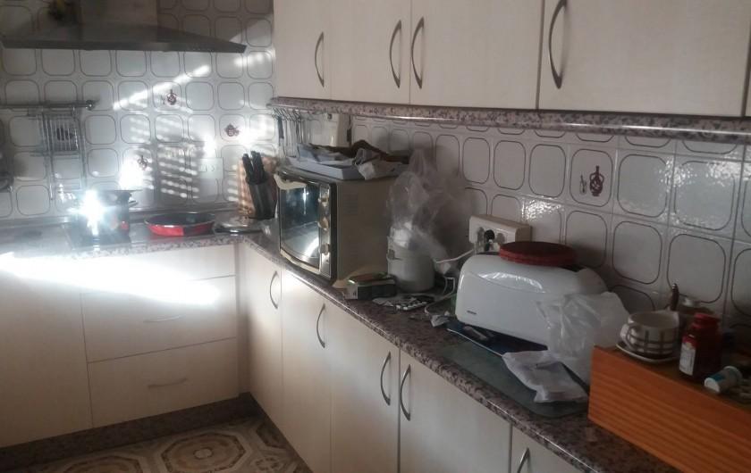 Location de vacances - Villa à Ciudad Quesada - cuisine toute équipée
