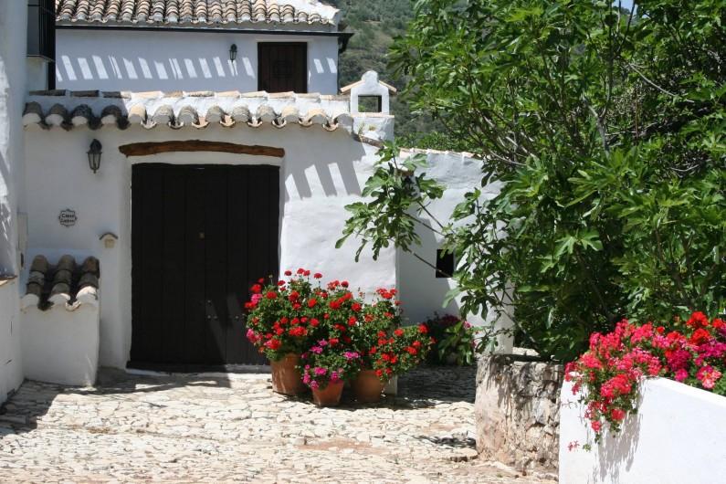 Location de vacances - Gîte à Fuentes de Cesna - Les portes de Casita Liebre, Cortijo las Rosas