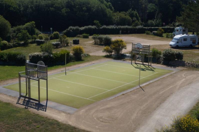 Location de vacances - Chalet à Arzon - Plateau multisports