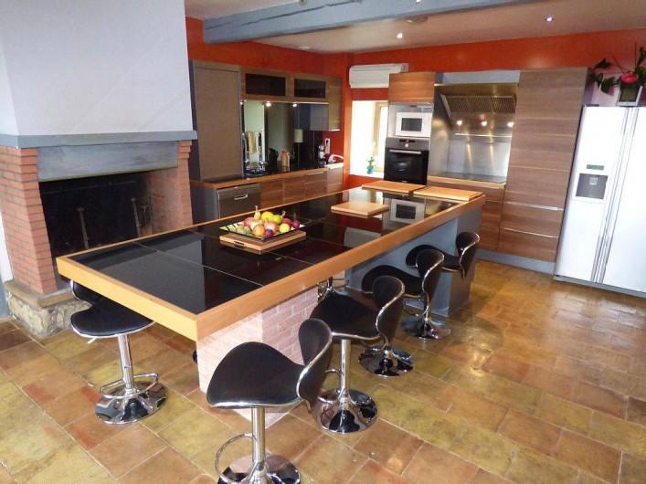 Location de vacances - Gîte à Carcassonne - cuisine