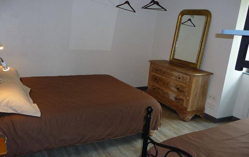 Location de vacances - Gîte à Carcassonne - Chambre 3