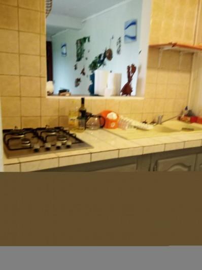 Location de vacances - Villa à Morne-À-l'Eau - coin cuisine
