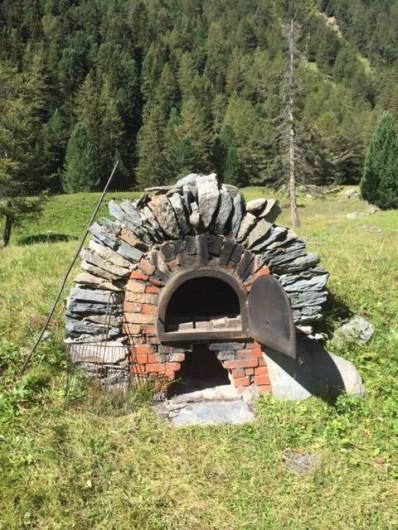 Location de vacances - Chalet à Station de Valfréjus - Four à pain et à pizzas