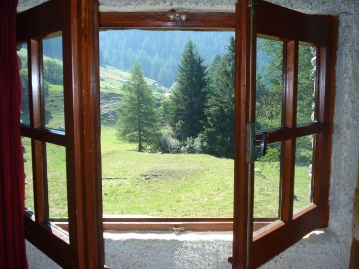 Location de vacances - Chalet à Station de Valfréjus - Vue de l'intérieur