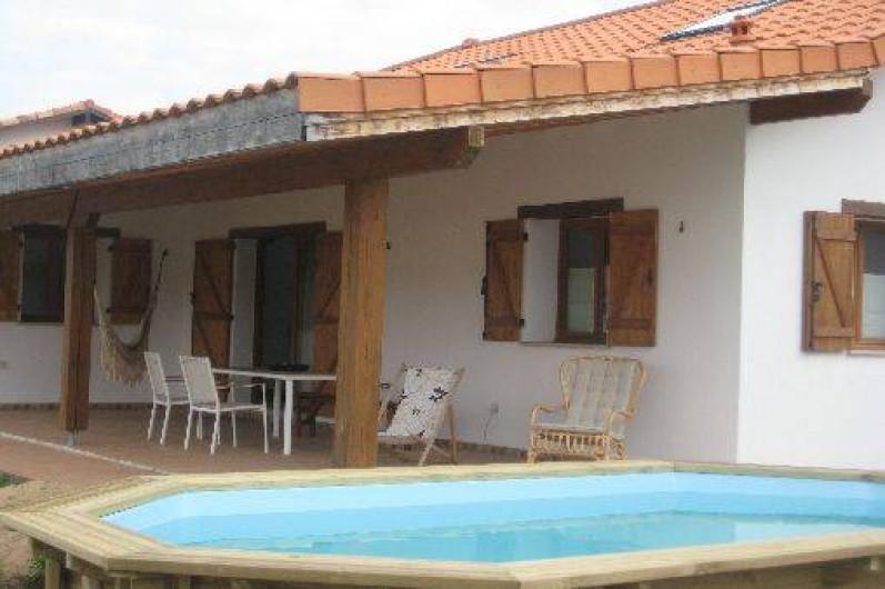 Location de vacances - Villa à Tosse