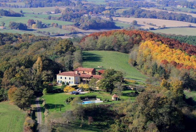 Location de vacances - Chambre d'hôtes à Miramont-Sensacq