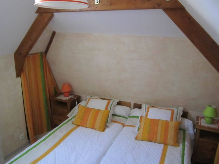 Location de vacances - Gîte à Saint-Laurent-des-Hommes - Chambre n°3