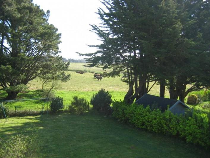 Location de vacances - Villa à Le Palais - vue sur la campagne