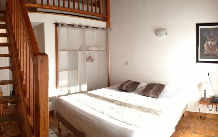 Location de vacances - Hôtel - Auberge à Pra-Loup - Duplex 4 ou 5 personnes