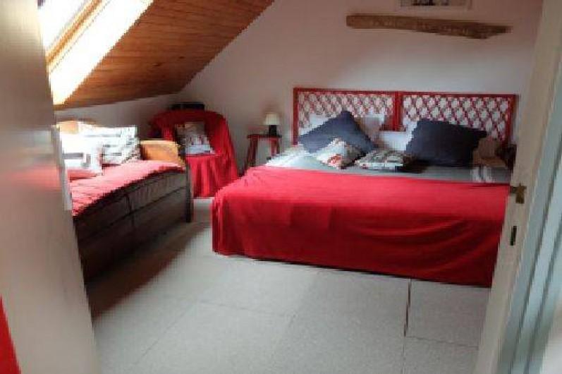 Location de vacances - Gîte à Fouesnant - Chambre Babord -Tribord
