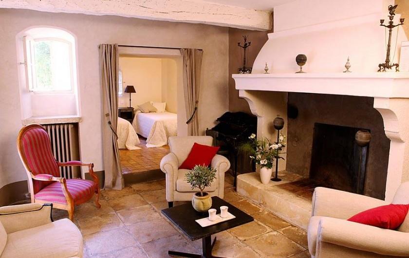 Location de vacances - Chambre d'hôtes à Goult