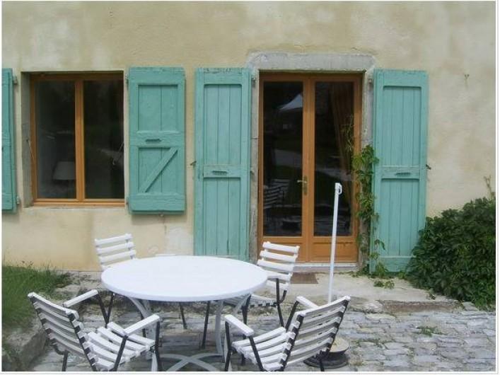 Location de vacances - Gîte à Cornillon-en-Trièves