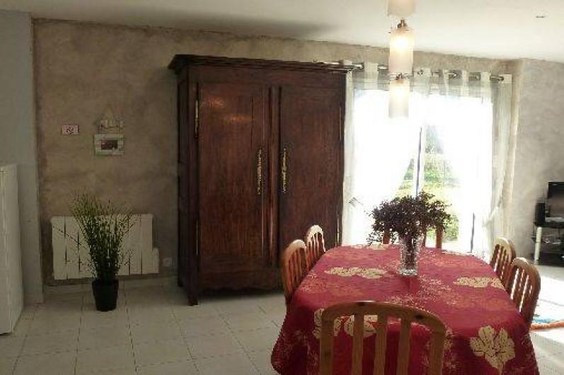 Location de vacances - Villa à Saint-Briac-sur-Mer - La salle à Manger