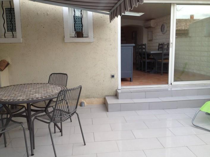 Location de vacances - Maison - Villa à Uchaux