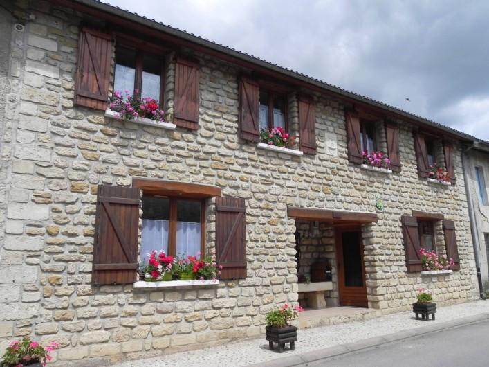 Location de vacances - Gîte à Saulmory-et-Villefranche