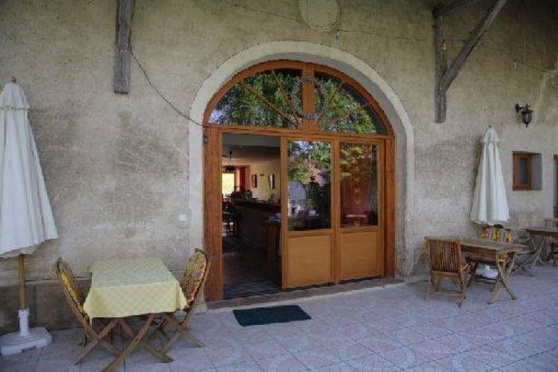 Location de vacances - Chambre d'hôtes à Buffard