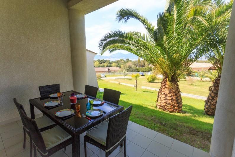 Location de vacances - Appartement à Porticcio