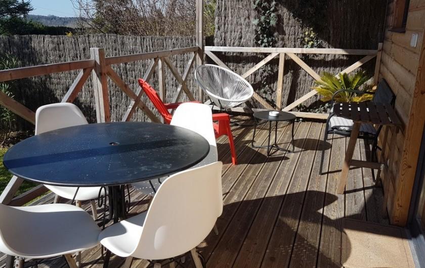 Location de vacances - Gîte à Bourg-Charente - Le Petit Vintage