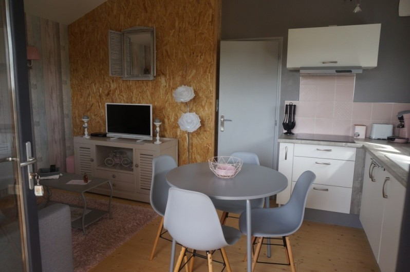 Location de vacances - Gîte à Bourg-Charente - Le Romantique