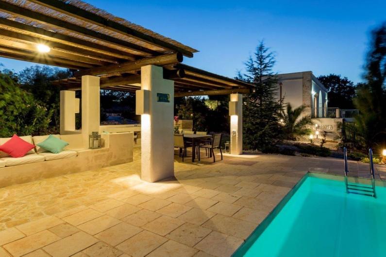 Location de vacances - Villa à Locorotondo