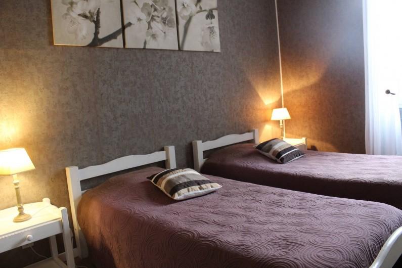 Location de vacances - Chambre d'hôtes à Cubnezais - Suite Cabernet-Sauvignon chambre pour les enfants