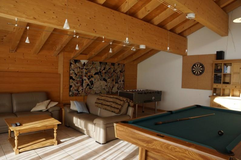 Location de vacances - Chalet à Les Crosets