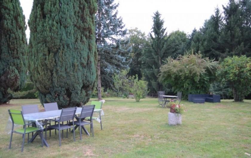 Location de vacances - Gîte à Saint-Léger-sous-Beuvray
