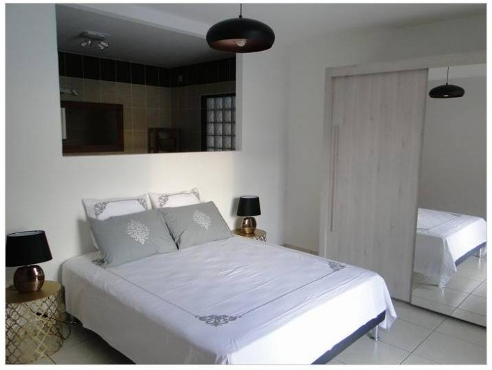 Location de vacances - Villa à Piton Saint-Leu - chambre parentale