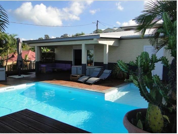 Location de vacances - Villa à Piton Saint-Leu - Piscine et terrasse