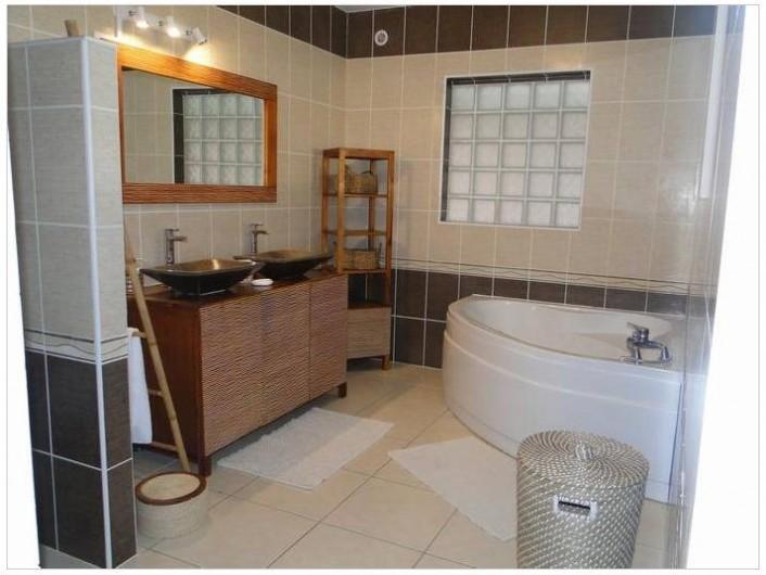 Location de vacances - Villa à Piton Saint-Leu - salle de bain chambre parentale
