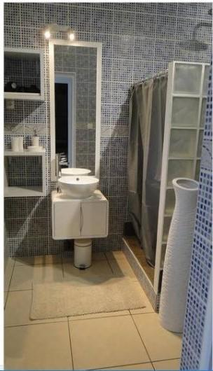 Location de vacances - Villa à Piton Saint-Leu - salle d'eau WC