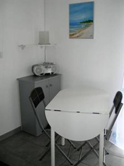 Location de vacances - Studio à Rochefort - coin repas