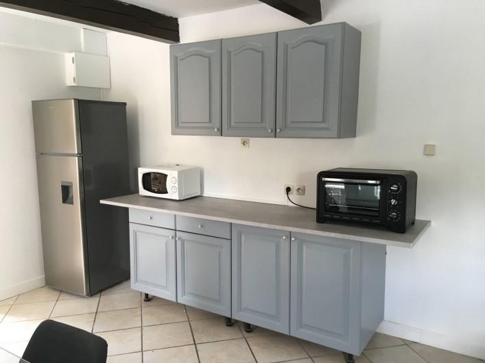 Location de vacances - Appartement à Le Tholy - cuisine